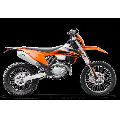 KTM 450 EXC-F 2022 : Пробуйте
