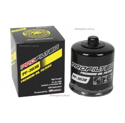 Масляный фильтр ProFilter Premium Oil Filter PF-303B = HF303RC