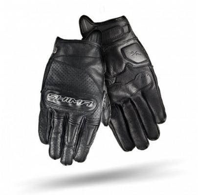 Мотоперчатки кожанные Shima Caliber Black (L) MM