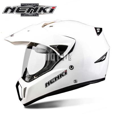 Мотошлем Dual-sport Nenki MX-310  white S