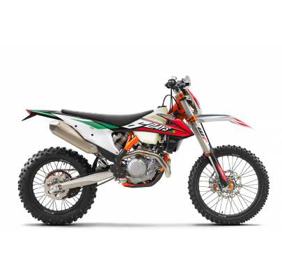 KTM 450 EXC-F Six Days 2021: Rock-hard !