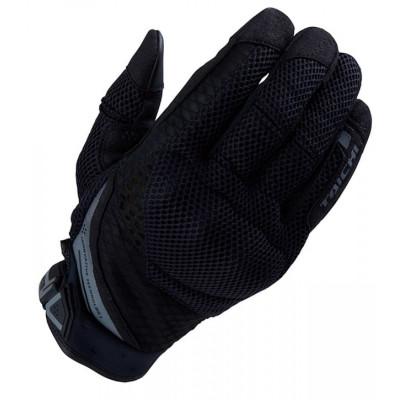 Мотоперчатки текстиль Taichi RS Rubber Knukle mesh RST 447 S