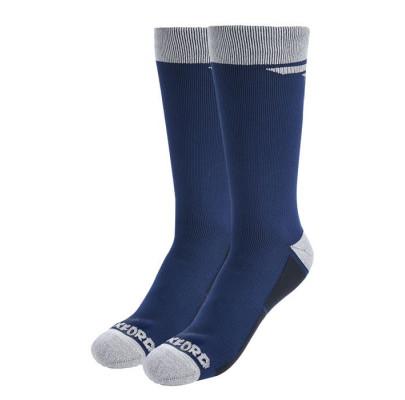 Oxford Waterproof Oxsocks Blue Large 10-12