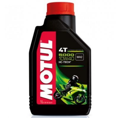 Моторное масло Motul 5000 4T SAE 15W50 (1L)