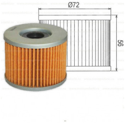 Маслянный фильтр HF531