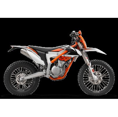 KTM Freeride 250 F 2021: Ловкий !
