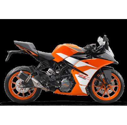KTM RC 125 2021: Уверенность в успехе!