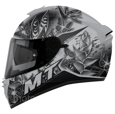 Мотошлем Интеграл MT Blade Breeze Matt Grey (XS)