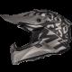 Мотошлем Кросс/Эндуро MT Falcon Karson Gray (M)