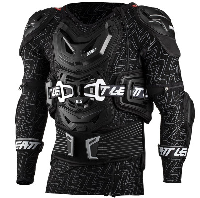 Черепаха LEATT Body Protector 5.5 [Black]  XXL