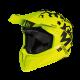 Мотошлем Кросс/Эндуро MT Falcon Karson Yellow (M)