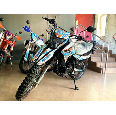 Эндуро мотоцикл GEON X-Road Light 200 (2020)