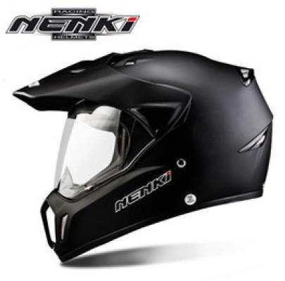 Мотошлем Dual-sport Nenki MX-310 black matt L