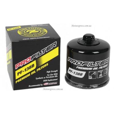 Масляный фильтр ProFilter Premium Oil Filter PF-138B = HF138RC