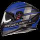 Мотошлем интеграл MT Thunder Pitlane Blue (S) MM