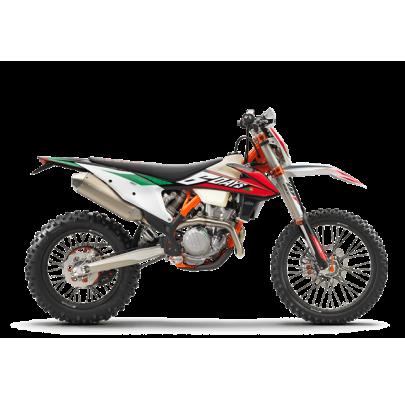 KTM 350 EXC-F Six Days 2021: Для экстремальных миссий