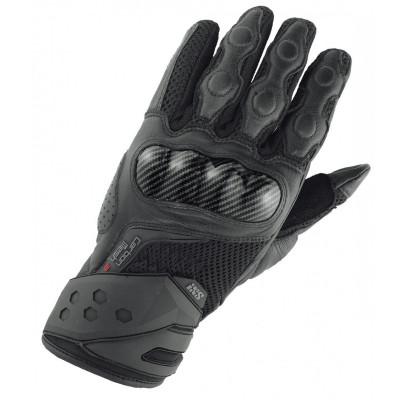 Мотоперчатки текстиль IXS Carbon Mesh 3.0 (3XL) Black