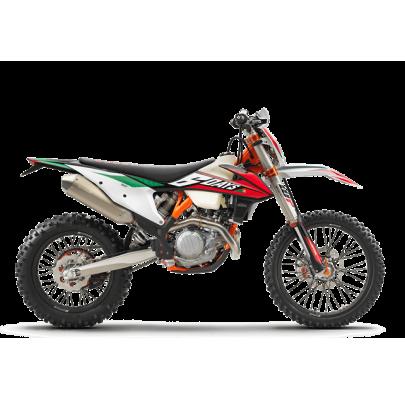 KTM 500 EXC-F Six Days 2021: Легендарный...