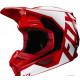 Мотошлем Кросс/Эндуро FOX V1 PRIX Flame Red (S)