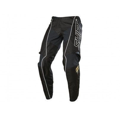 Эндуро штаны SHIFT WHIT3 VEGA PANT LE [BLACK/GOLD] (32)