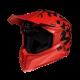 Мотошлем Кросс/Эндуро MT Falcon Karson Red (M)