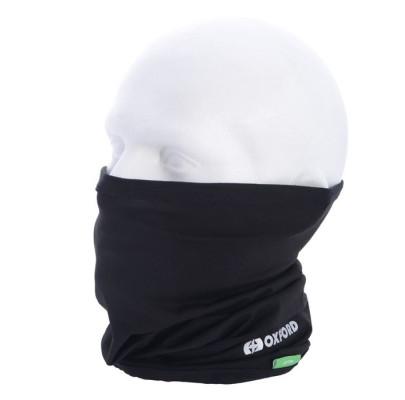 Баф Oxford Neck Tube Cotton Blk CA100