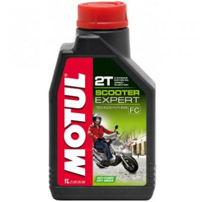 Масло моторное Motul Scooter Expert 2T (1L)