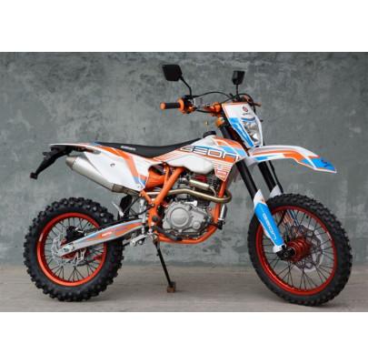 Эндуро мотоцикл GEON TERRAX 250 CB (21/18) PRO