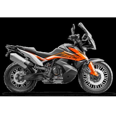 KTM 790 ADVENTURE 2020: Вперёд к экстриму!