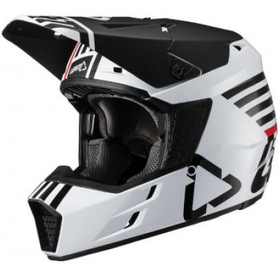 Мотошлем Кросс/Эндуро LEATT GPX3.5 White (M)