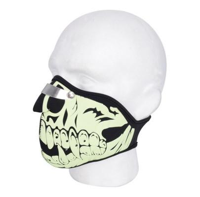 Маска Oxford Mask - Glow Skull
