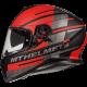 Мотошлем Интеграл MT Thunder Pitlane Red/Grey (Размер: L)