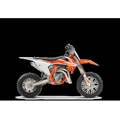 KTM 65 SX 2021: Шаг на следующую ступень!