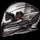 Мотошлем Интеграл MT Thunder Pitlane Grey Mat (Размер: XS)