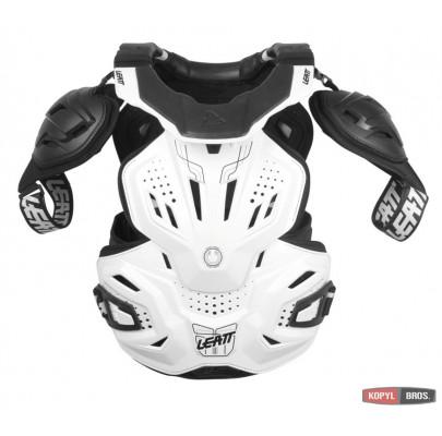 Защита тела и шеи Fusion vest LEATT 3.0 (L/XL) [White]