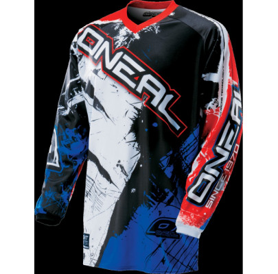 Джерси ONEAL Element Racewear Bl/Or/W (L)