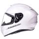 Мотошлем Интеграл MT Targo Solid White Gloss (XL)