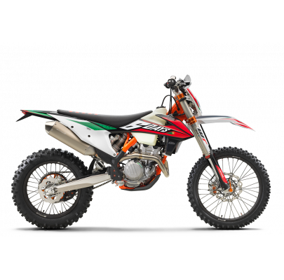 KTM 250 EXC-F Six Days 2021: Строго ограниченo !
