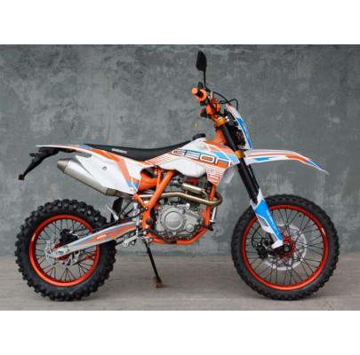 Эндуро мотоцикл GEON TERRAX 250 CB (19/16) Pro 2020