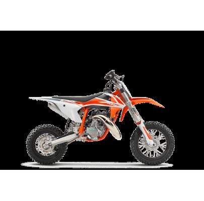 KTM 50 SX 2022: Идеальное начало в MX мире!
