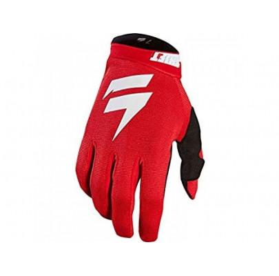 Мотоперчатки Эндуро SHIFT Whit3 Air Glove red L