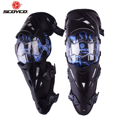 Наколенники Scoyco K12 (Синие)