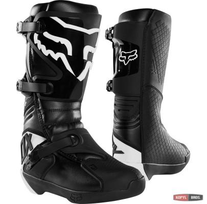 Мотоботы Кросс/Эндуро FOX COMP  BOOT Black (Size:M10)