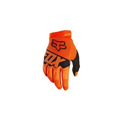 Мотоперчатки Эндуро FOX Dirtpaw Race Glove orange L