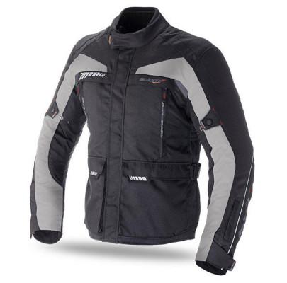 Мотокуртка текстиль SD-JT41 Black/Grey (M)