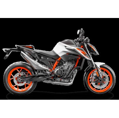 KTM 890 DUKE R 2021: Суть мотоциклов