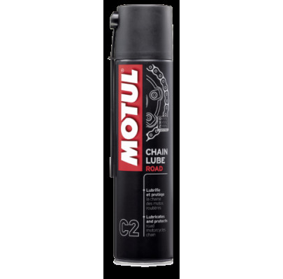 Смазка цепи Motul Chain Lube Road+ (400 ml)
