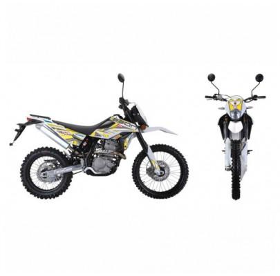 Эндуро мотоцикл GEON Dakar 250 TwinCam (Enduro) 2021