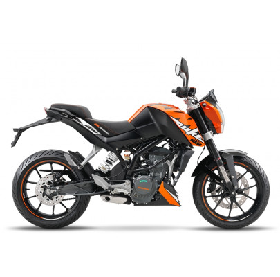 KTM 200 DUKE No ABS 2020