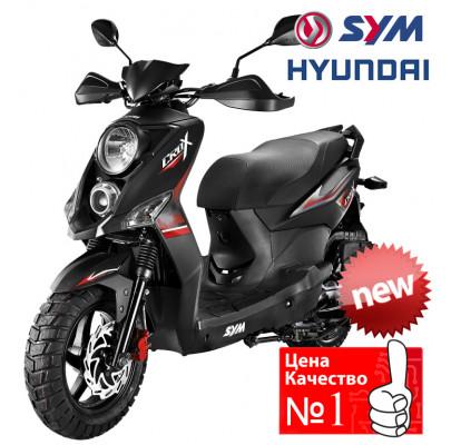 Скутер Sym Crox 150 (Тайвань)